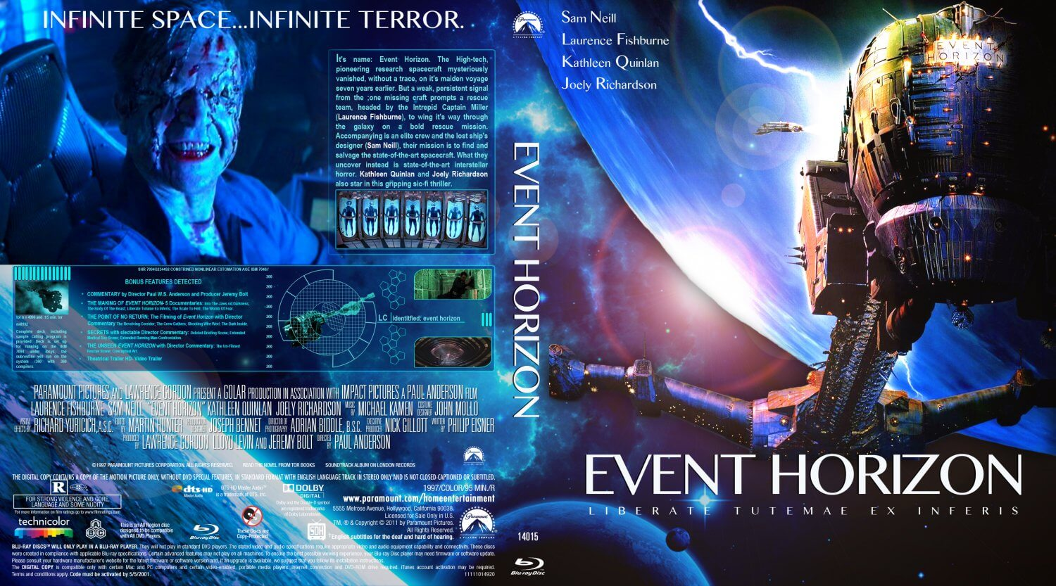 Sinopis Film Event Horizon